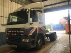 DAF FT CT Tractor Unit