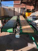 2 x 5m Motorised Conveyors