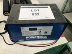Powercell Matic Point 36V 40A Battery Charger