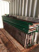 9 x 3m Roller Conveyor