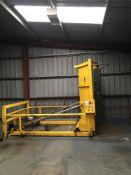 Airflow Hydraulic Pallet Changer