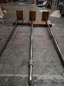 3.5m Fork Truck Carpet Boom Attachment