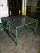 2 x Stainless Steel Tables