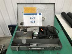 AEG PHD 38 240v Drill