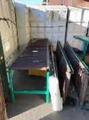 3m Roller Conveyor