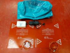 Hydrotherm heat pad system