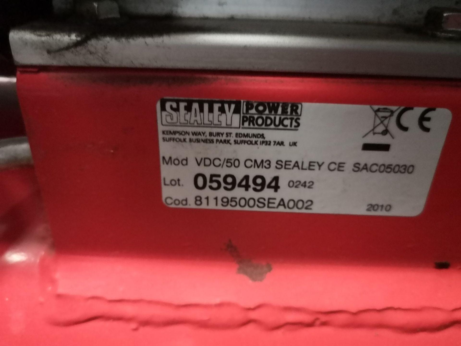 SIP Airmate VDC/50 CM3 Air compressor - Image 3 of 3