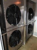 (2) Danfoss Optyma Plus Twin Fan Condensing units