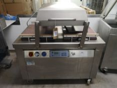 Multivac C450 Double Chamber Vacuum Packer