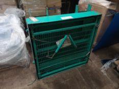 Nene Storage Equipment Steel Forklift Access Platform