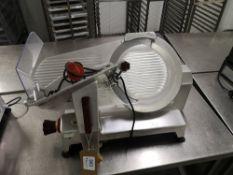 Metcalfe Heavy Duty Meat Slicer