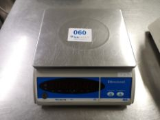 Salter Brecknell 405 Digital Weighing Bench Scale