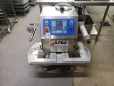 Ilpra Foodpack Rotobasic Tray Sealer