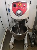 Rollmatic Bull 60 Litre Planetary Mixer