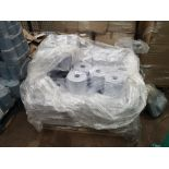 Pallet of c.(12) Cases of Blue Roll