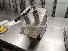 Omega Master Vegetable Processor Cutter Machine
