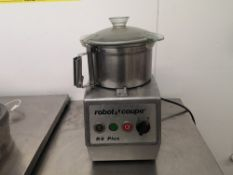 Robot Coupe R5 Plus Cutter Mixer