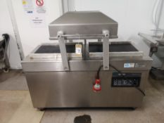 Henkelman Polar 2-40 Double Chamber Vacuum Packer