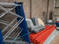 Quantity of Dismantled Racking to Include