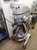 ChefQuip 40HI-B 40 Litre Planetary Mixer
