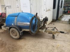 Western Global Towable Water and Pressure Washer Bowser