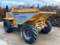 2017 Thwaites 6T forward tip 4X4 Dumper