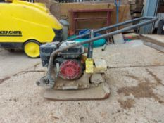 Bomag BP18/45 Petrol Vibratory Compactor Plate 450mm