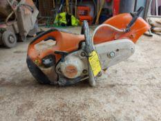 Stihl TS410 Petrol Disc Cutter