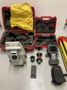 Leica TS13 Robotic Total Station Kit c/w CS20 Field Controller Kit