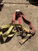 2008 JSP FA8050 Full Body Safety Harness