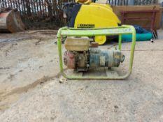Pramac E3250 Petrol Generator, Honda GX160 Petrol Engine