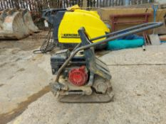 Bomag BP10/35 Petrol Vibratory Compactor Plate 350mm