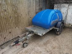 2012 Towable Water Bowser