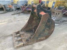 Digbits Digging Bucket for 13T Excavator Approx. 750mm