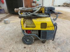 Atlas Copco LP9-20 Hydraulic Petrol Breaker Kit c/w Point and Chisel