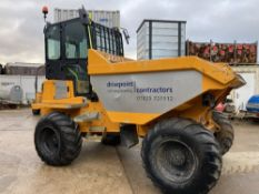 2019 Thwaites 9T forward tip Cabbed 4X4 Dumper