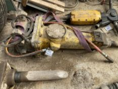 Atlas Copco SB152 Hydraulic Breaker c/w Point and Hoses