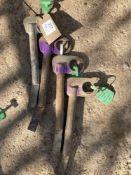 (4) Manhole Lifting Pin 1000KG