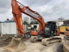 2016 Hitachi ZX210LC-5B Hydraulic Excavator
