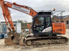 2016 Hitachi ZX130LCN-5B Hydraulic Excavator