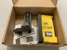 Spectra CR600 Detector with Magnetic Clamp and Screw Clamp