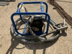 Piusi Panther 56 110V Portable Diesel Pump 45L/MIN c/w Hose and Nozzle