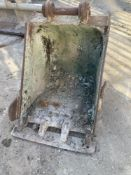 Unbranded Digging Bucket for 8T Excavator Approx. 750mm