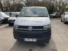 2017 Volkswagen Transporter T30 S-Ln TDI Bmt