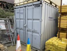 10' Steel Container