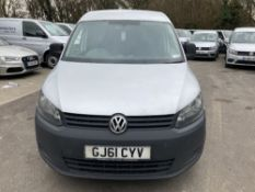 2011 Volkswagen Caddy C20 TDI 75