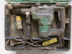 Hitoki DH40MC Maxi Plus Max Demolition Hammer Drill 110V