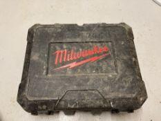 Milwaukee M18 BPP2C Cordless Twin Pack Combi drill Impact driver 18V