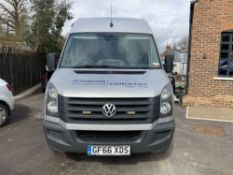 2016 Volkswagen Crafter CR35 TDI Bmt Panel Van