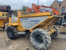 2015 Thwaites 6T forward tip 4X4 Dumper